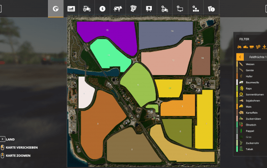 AutoDrive für Herzberg Map Kurse