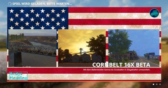 FS19 Cornbelt 16fach Beta Version 0.8