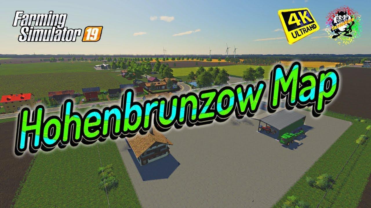 Hohenbrunzow 2k19 v2.0 FS19