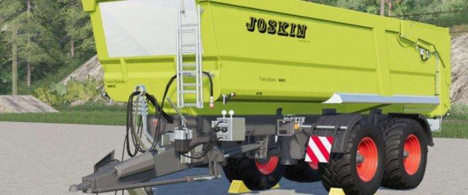 Joskin Trans-Cap 6500-22BC150