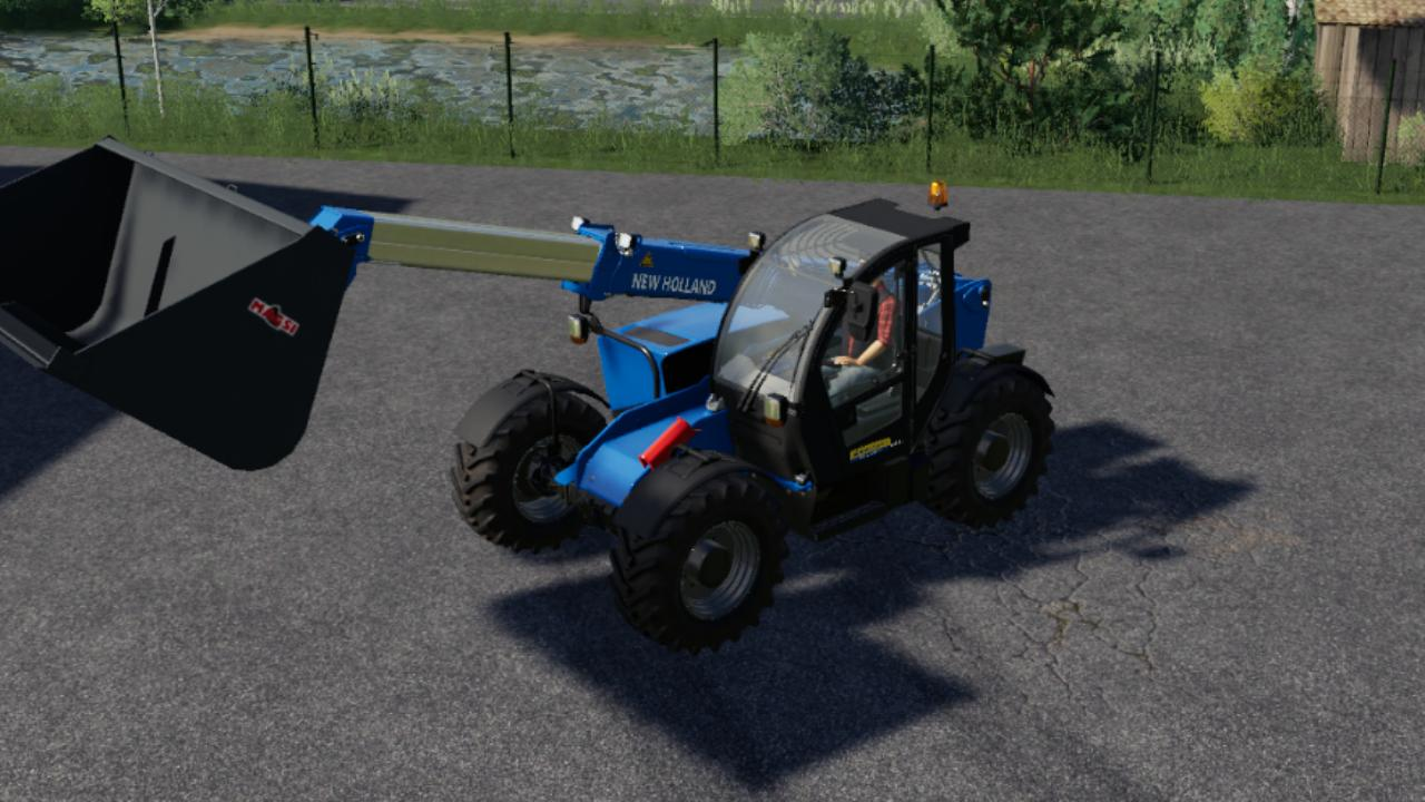 New Holland LM935