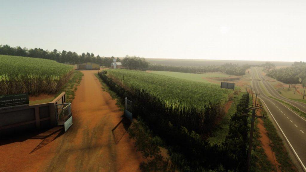 Bauernhof Porto Barrinha