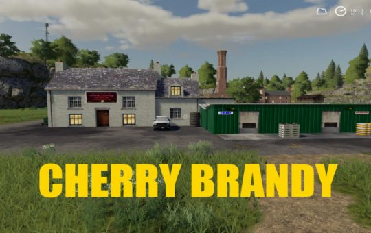 Brandy Production