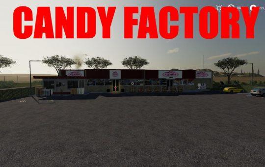 Süßigkeitenfabrik