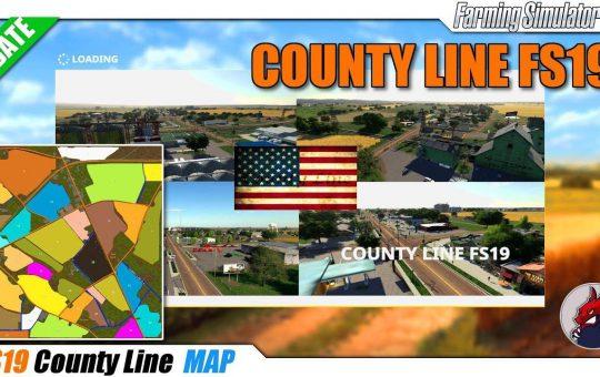 AutoDrive für County Line Seasons 19