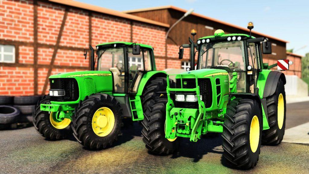 John Deere 6020/7020 Premium Series