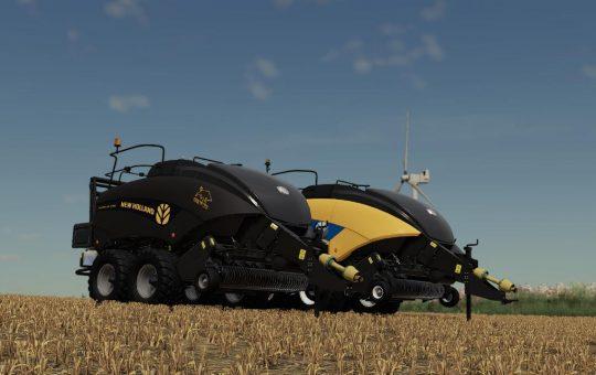 New holland BB1290 YB