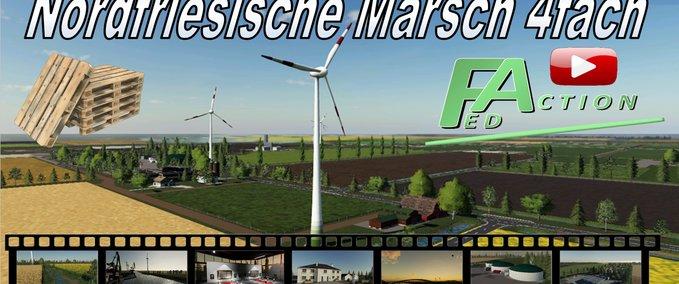 Nordfriesische Marsch 4fach m.G. V2.9
