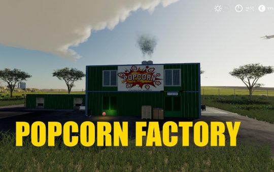 Popcorn-Fabrik