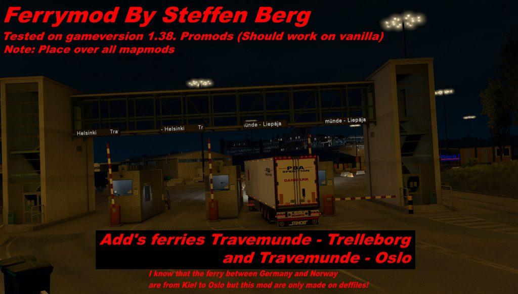 FERRYMOD BY STEFFEN BERG 1.38