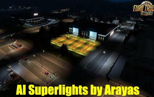 AI Superlights v1.9 by Arayas (1.38.x)