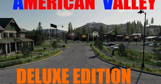 American Valley Deluxe Edition