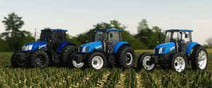 New Holland T6110 / 130