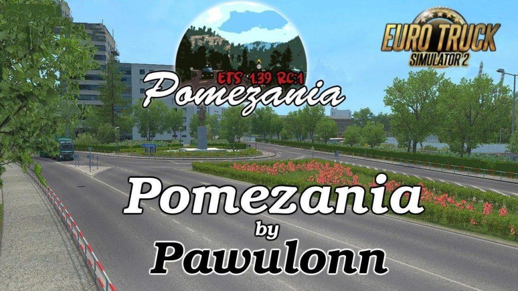 Pomezania Kartenmaßstab 1:1 v1.3.1 1.41.x