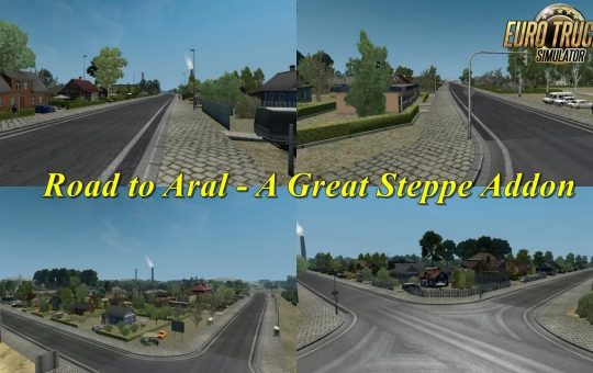 Road to Aral – A Great Steppe Addon v2.0 [1.40 – 1.41]