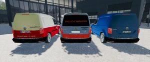 Volkswagen Caddy Highline 2015
