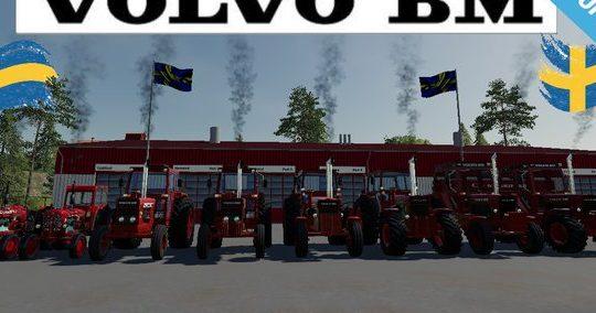 VolvoBM pack