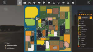 AutoDrive NF Marsch 4fach oG. Karte für V3.0
